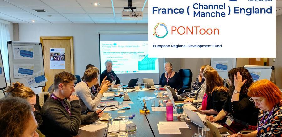 PONToon Steering Committee Meeting in Full Swing