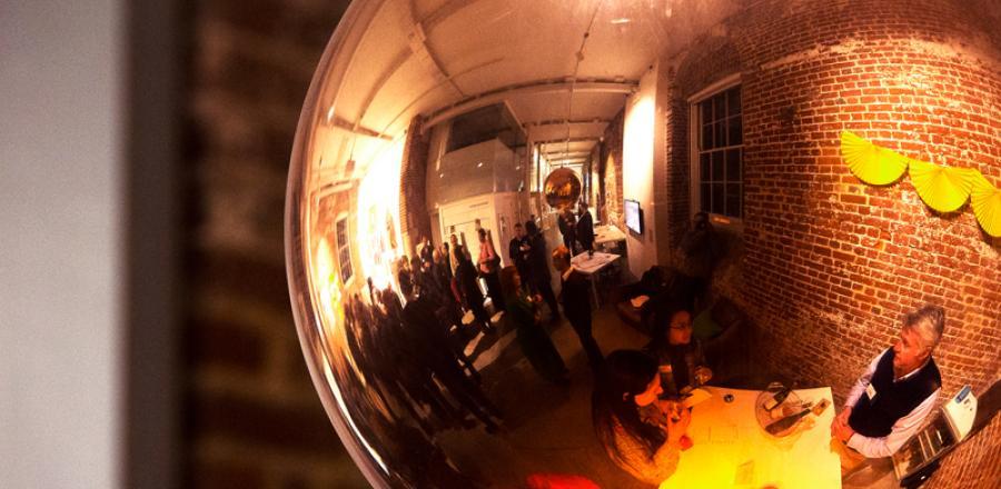PONToon Aspex Gallery Interim Event