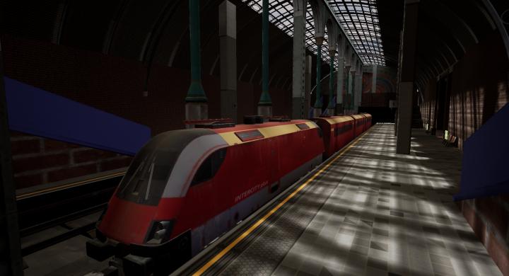 Train Station Image